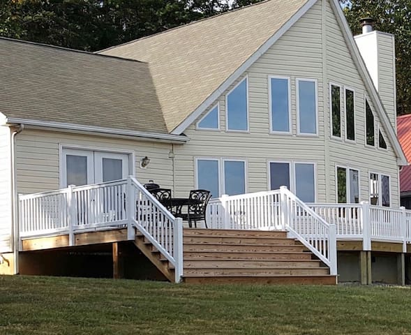 Mountain Chalet 14 miles from VMI - Lexington - Maison