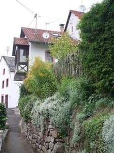 Romantisches Ferienhaus mit schöner - Eisenschmitt