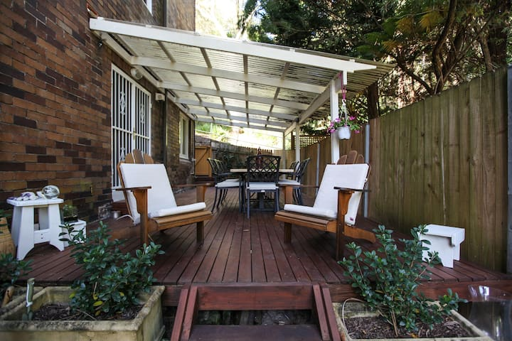 Woollahra/Bondi Junction apartment