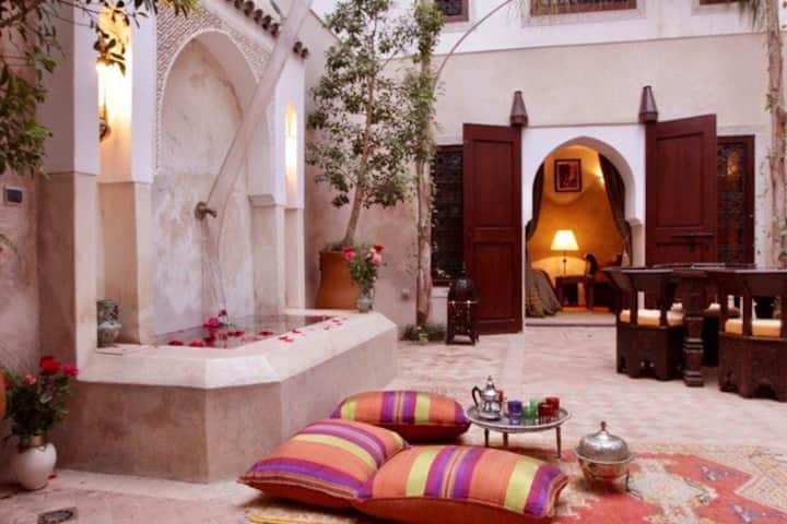 Riad Dar Rania Marrakech Medina Jemaa El Fna