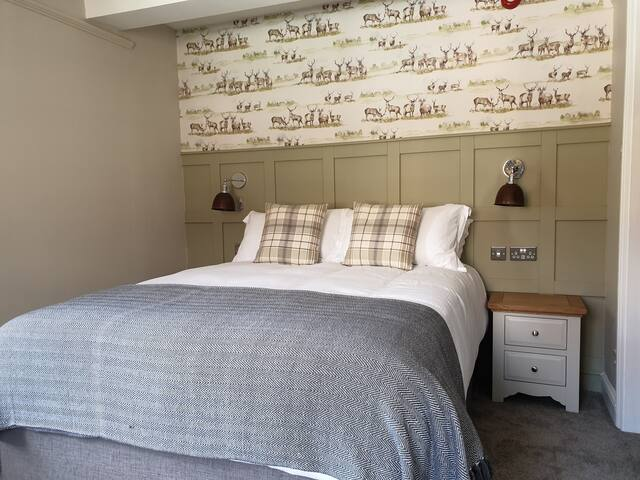 Junior Suite, en suite - The Old New Inn
