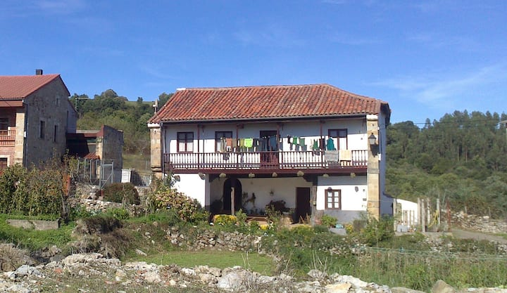 Authentic Cantabrian House Experience