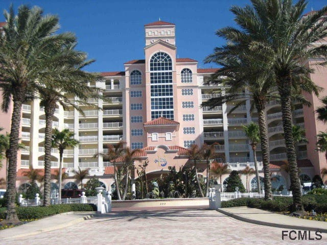 Hammock Beach Resort Oceanfront One Bedroom Condo