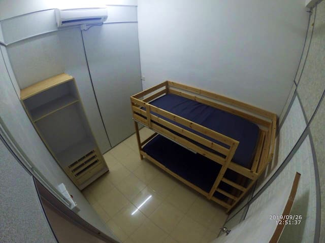 Aircon Room Beside Shopping Mall(Cmart)