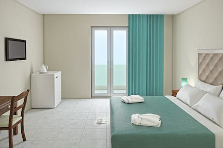 Double Room with Side Seaview - Planos