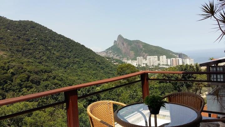 Aluguel Temporada Casa São Conrado
