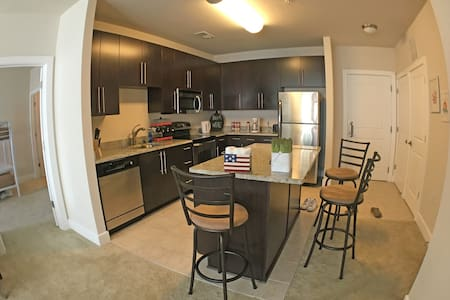 CLEAN, SILENT - CENTER OF WASHINGTON 5 MIN METRO - Washington - Appartement