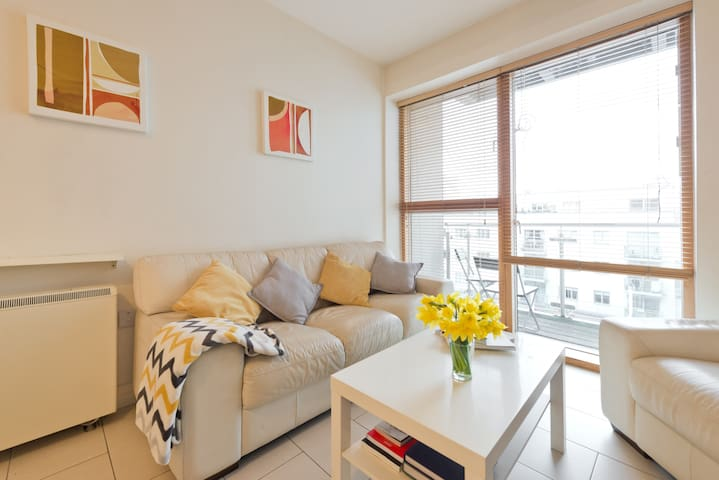 Private 1-bedroom apartment in Ringsend - Dublín - Pis
