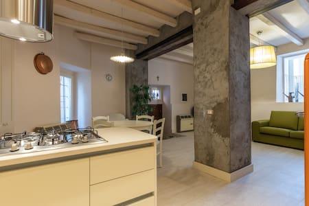 New Apartment  Monte Isola Lake ISEO - Peschiera Maraglio (Monte Isola) - อพาร์ทเมนท์