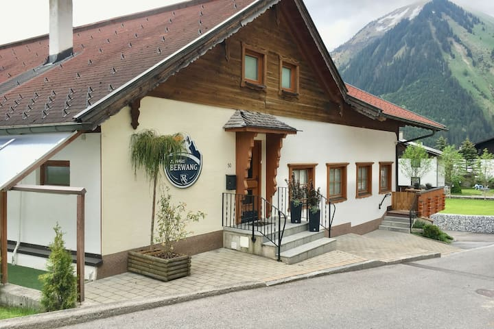 Vintage Holiday Home in Berwang near Ski Lift