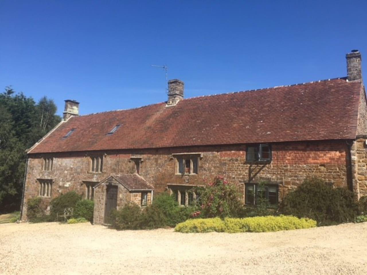 Hollow Meadow House, Priors Hardwick