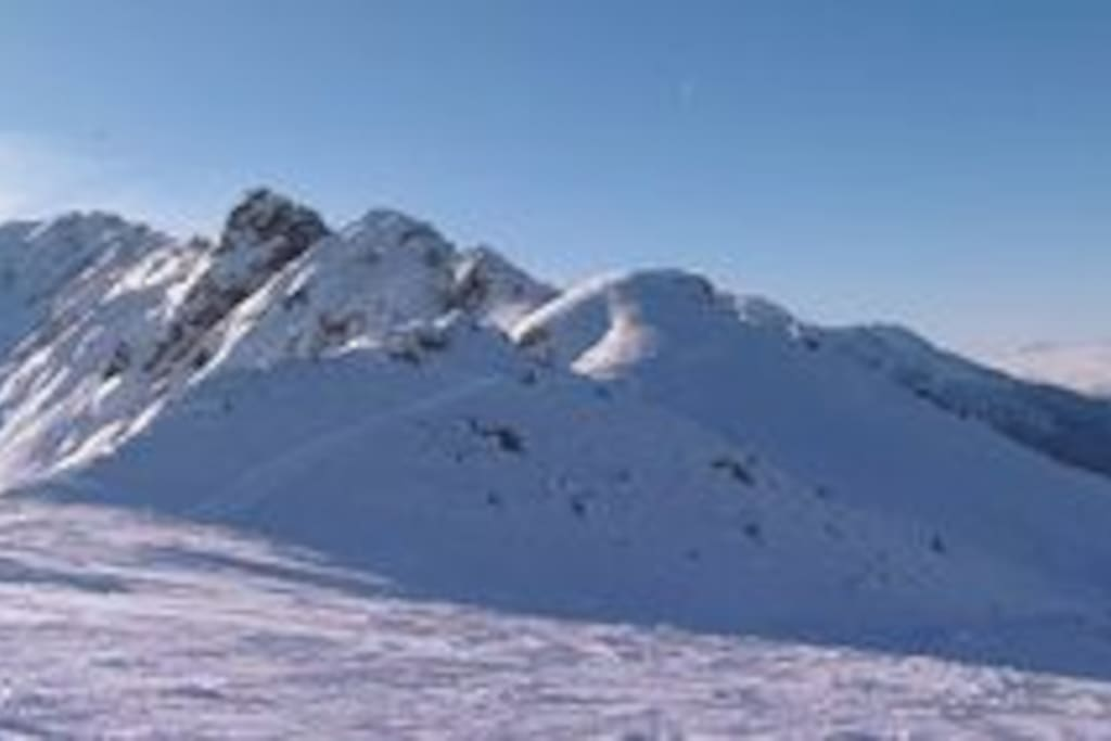Beauté de nos montagnes de Belledonne
