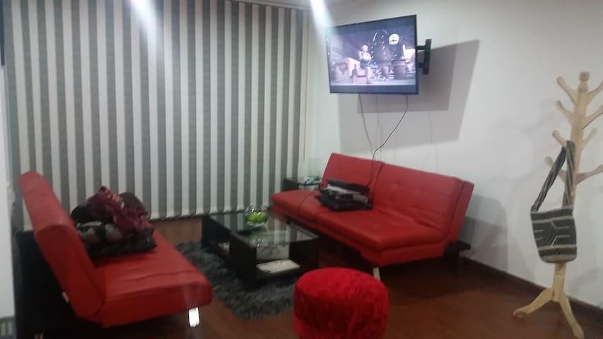 Cómodo y nuevo apto  muy central - Chía - Appartement