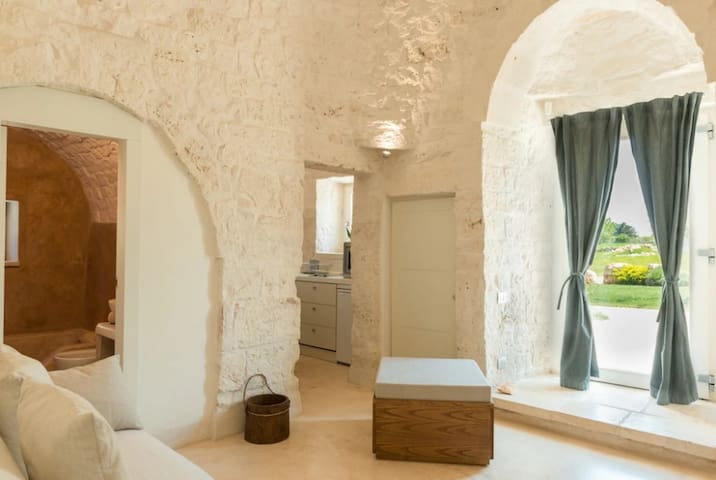 Trulli Ulivo with Relaxing Massage Included!