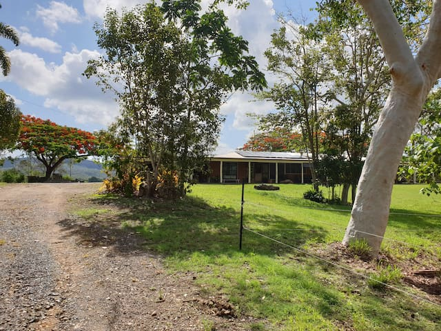 Whole home, stunning views, serenity on 100 acres.