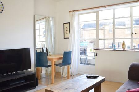 Bright & Cosy 1 Bed Flat in Shoreditch - Londen