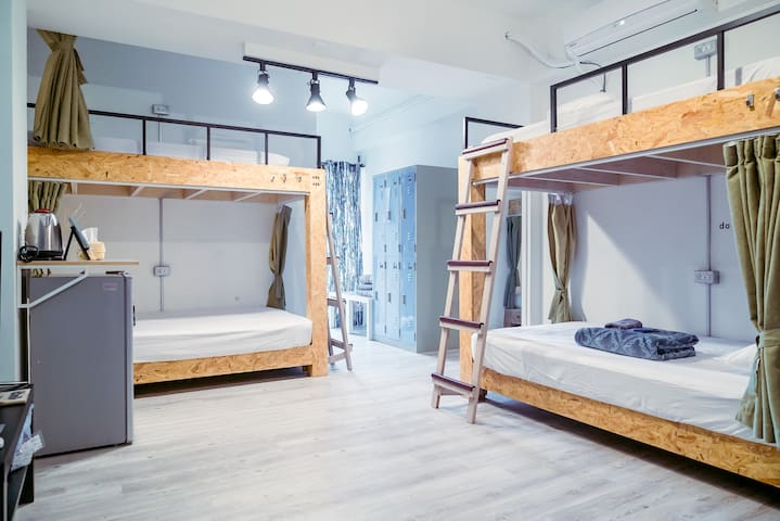 Mix Bunk Beds room by R13 & R14 station