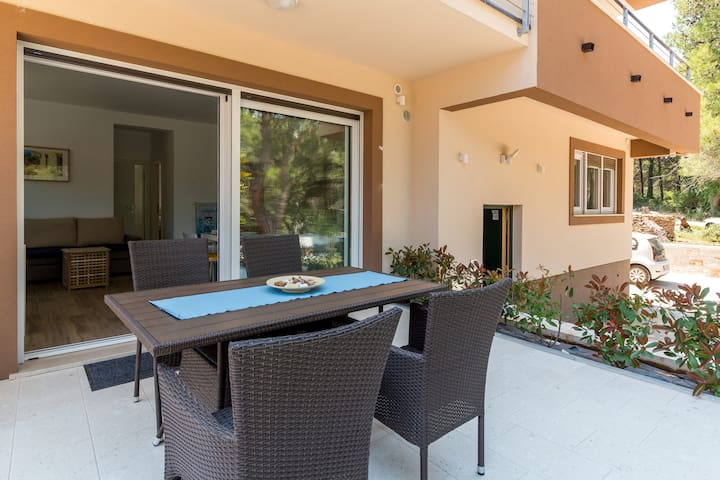 Beach House Villa Apt.(1)