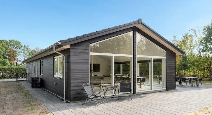 Spa-Sauna-sommerhus fra 2020 på 140m2, Hals