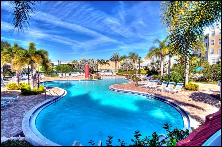 Orlando Calypso 1 Bdr Villa near Disney Parks