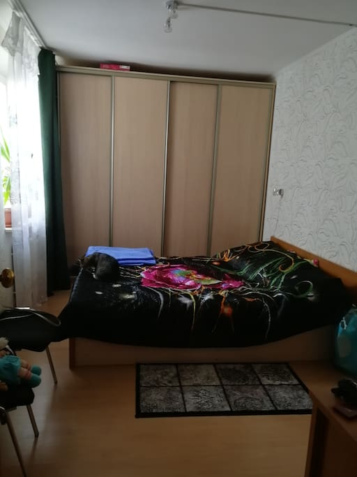 Bedroom for adults. Спальня для взрослых