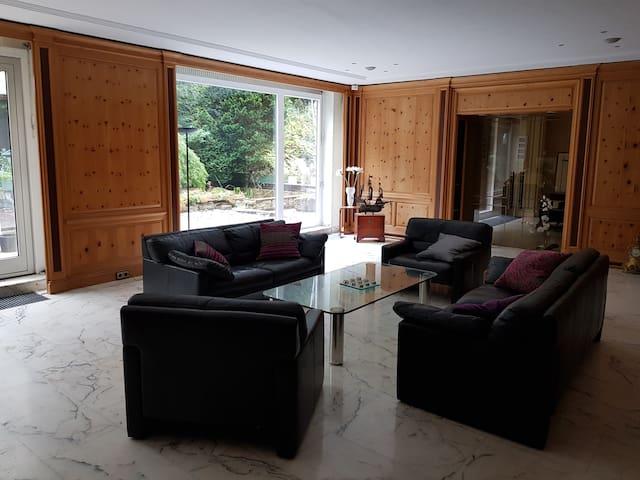 Villa Bad Harzburg mit 800m2, absolut diskrete lag