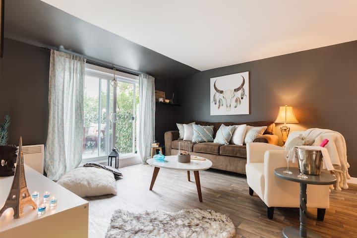 Stunning 2 bedrooms modern apartment