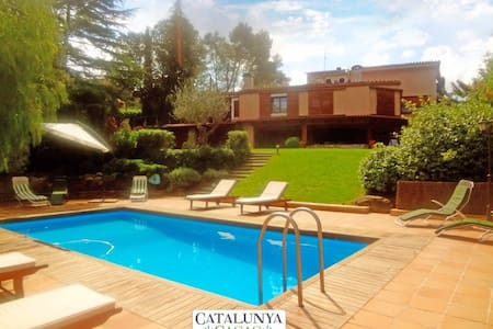 Fabulous country villa in Airesol D, only 25km from Barcelona! - Barcelona Region