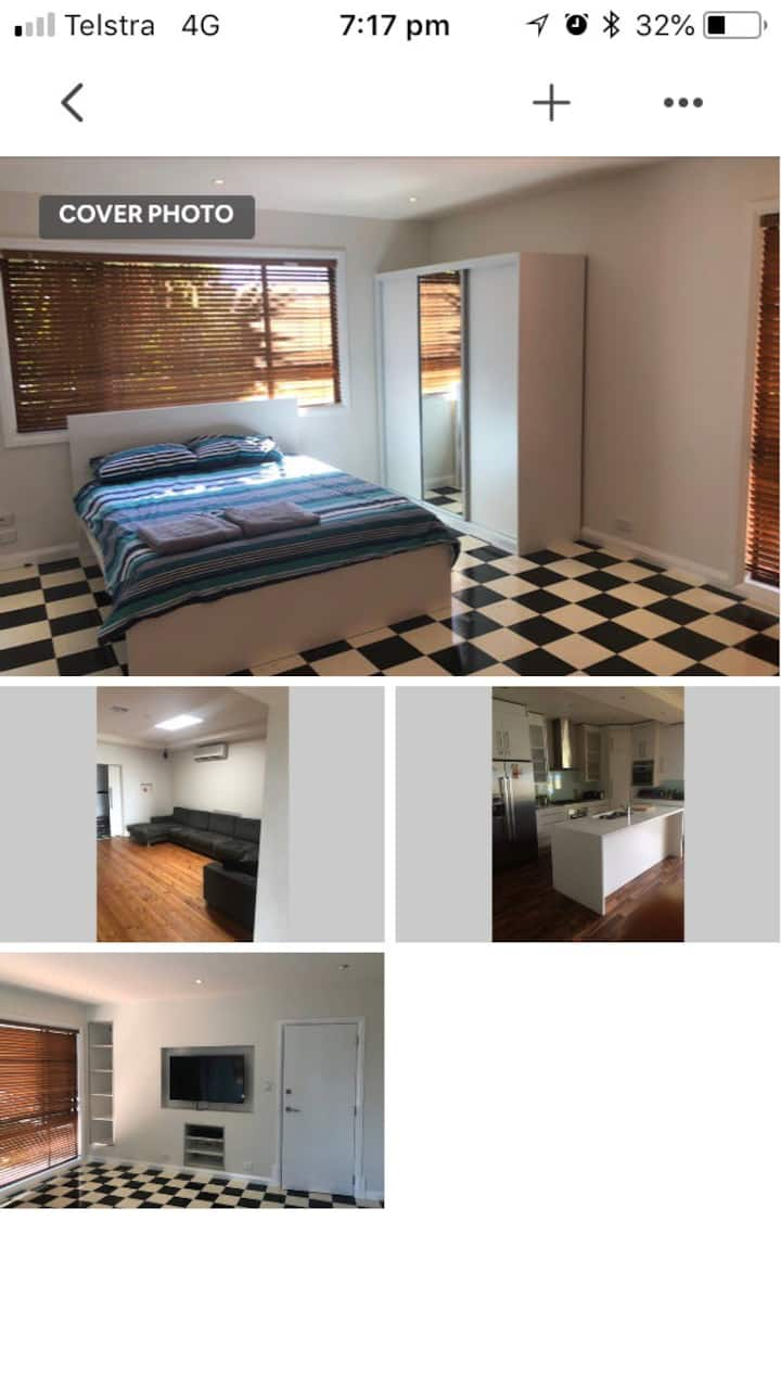 Convenient and spacious abode near Marion
