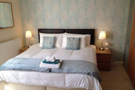 North Berwick - Luxury apartment near harbour - 北柏威克 (North Berwick) - 公寓
