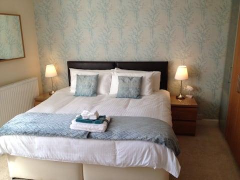 North Berwick - Luxury apartment near harbour