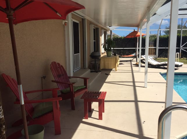 For ladies only or a couple - Vero Beach - Guest suite