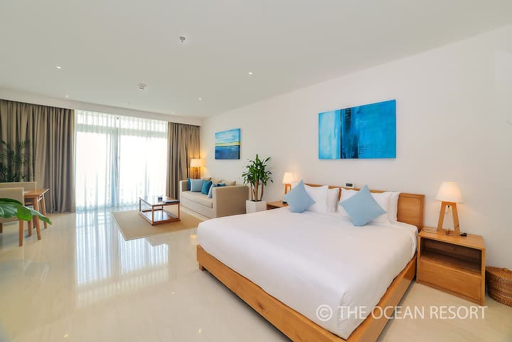 The Ocean Suites Danang, Official  – 1BR Apartment