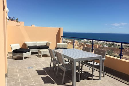 Great apartment in sunny Mojácar - Mojácar - อพาร์ทเมนท์