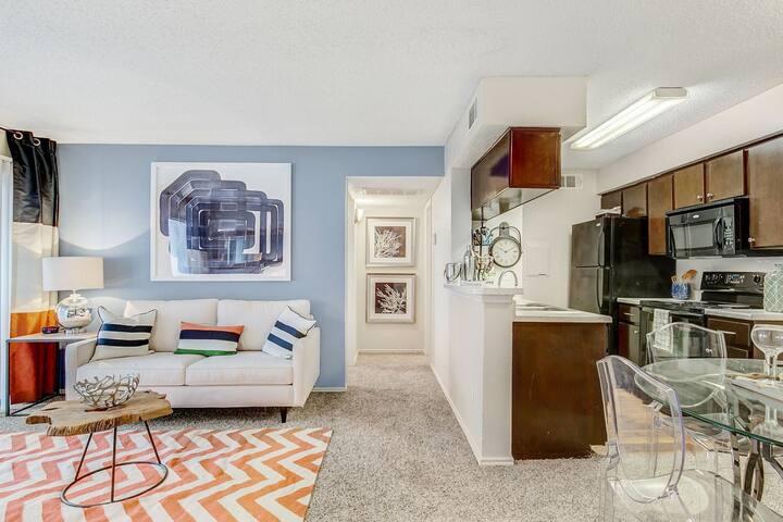 Cozy apartment for you   2BR in Dallas