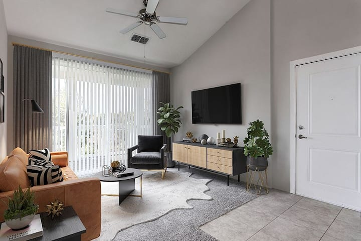Cozy apartment for you | 2BR in Woodbridge