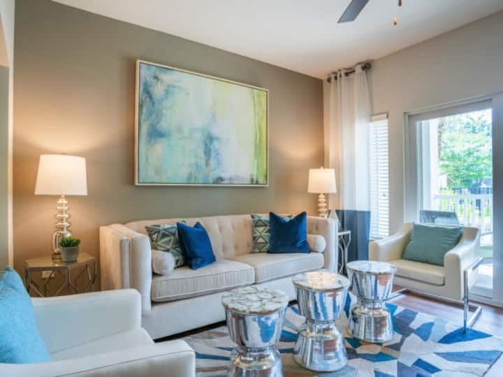 Fully equipped apartment home | 2BR in Charleston