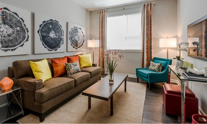 A place of your own | 2BR in Washington D.C.