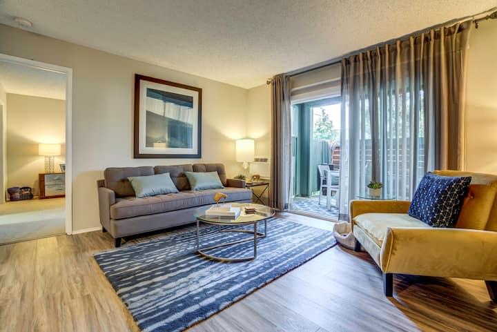 Live + Work + Stay + Easy  |  1BR in San Jose