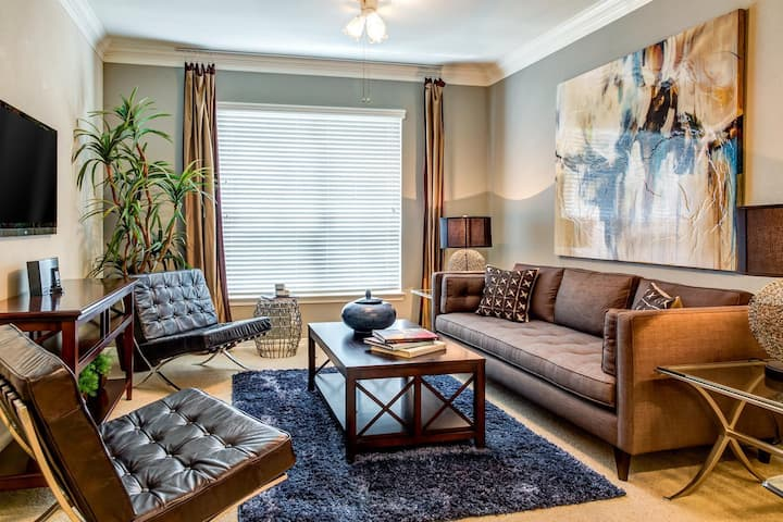 All-inclusive apartment home | 1BR in Houston