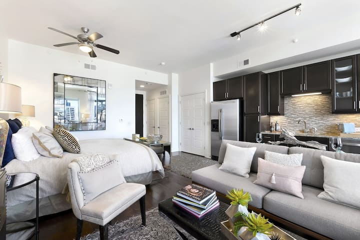 A place of your own   1BR in Austin