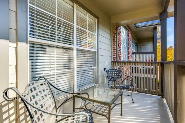 High-End 1BR w/ great amenities in Grapevine