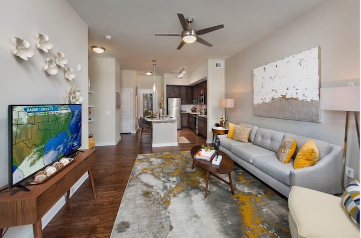 All-inclusive apartment home | 1BR in Smyrna