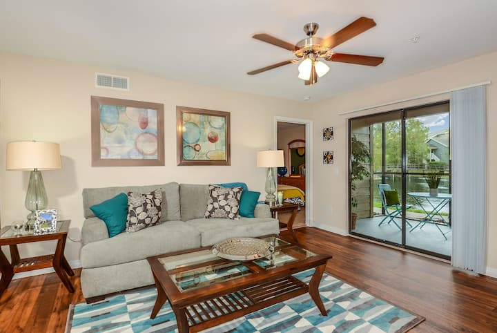 All-inclusive apartment home | 2BR in Sanford
