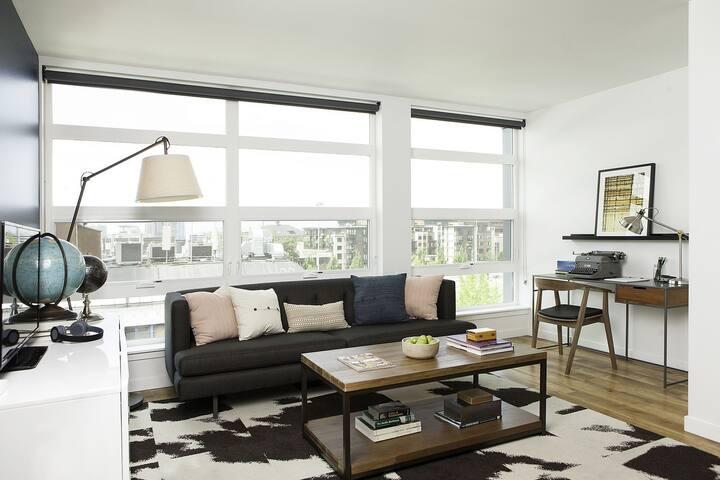 Brilliant apartment home | Studio in Seattle