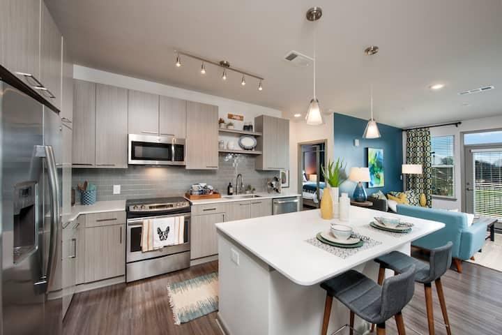 Cozy apartment for you | 2BR in Atlanta