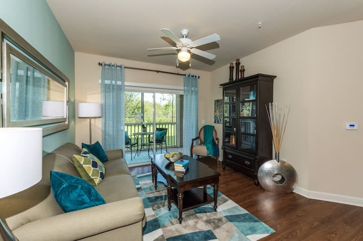 Live + Work + Stay + Easy | 1BR in Lakeland