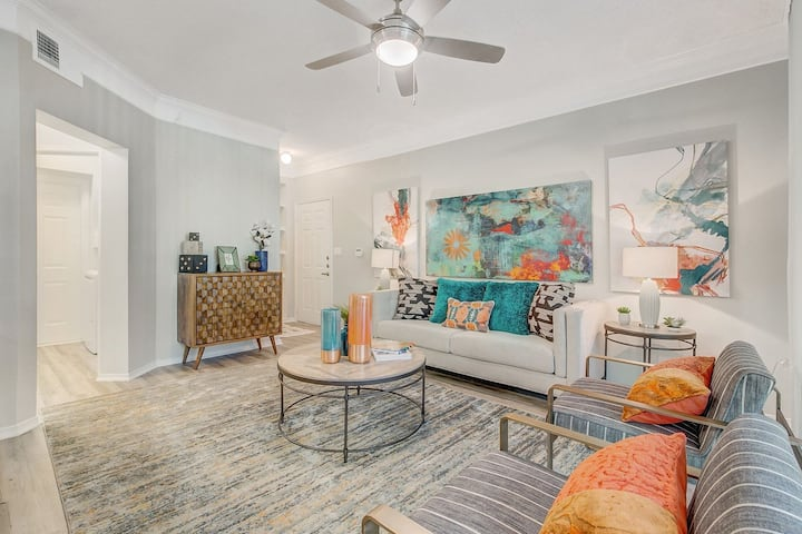 Stay in a place of your own | 1BR in Lewisville