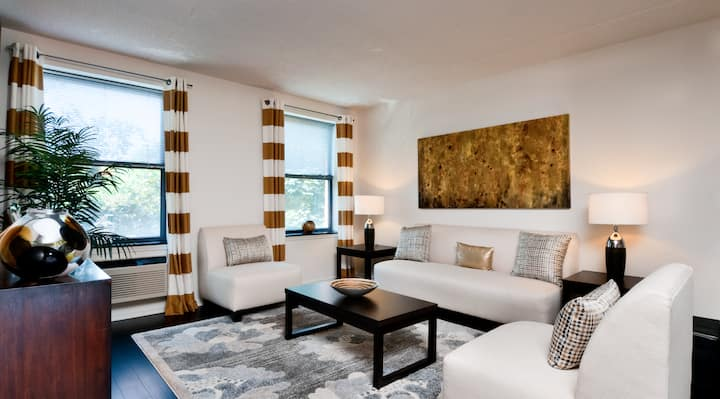 Everything you need | 1BR in Morristown