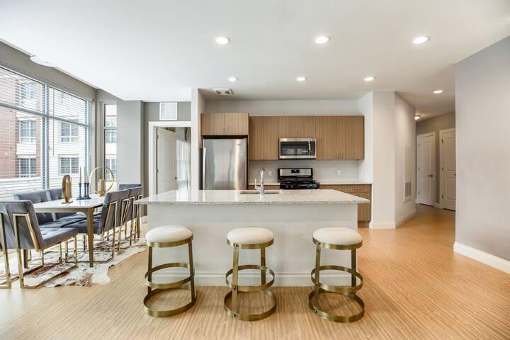 Brilliant apartment home | 2BR in Secaucus